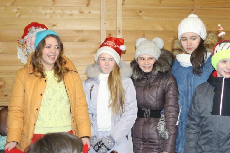 зимняя It школа